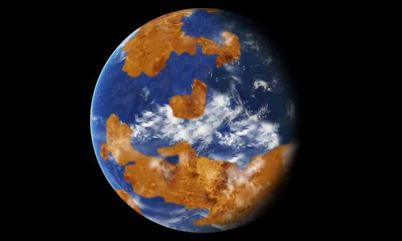 Researchers Claim Venus Was Habitable 700 Million Years Ago