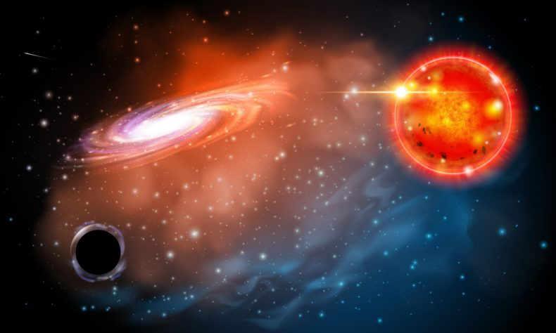'Tiny' black hole discovery changes our view of the Milky Way