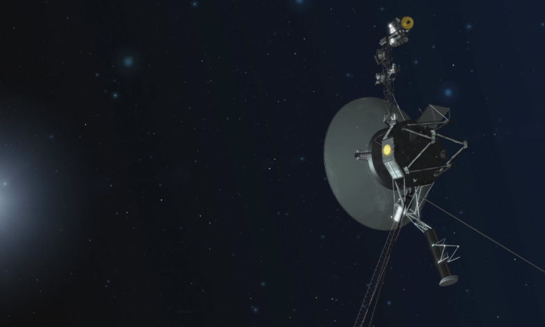 Voyager 2's Messages Revealing Findings About Interstellar Space