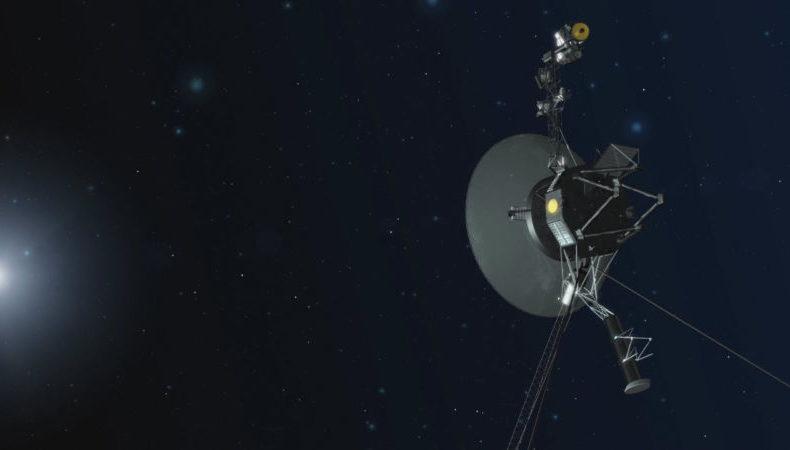 NASA's Voyager 2 reaches interstellar space medium