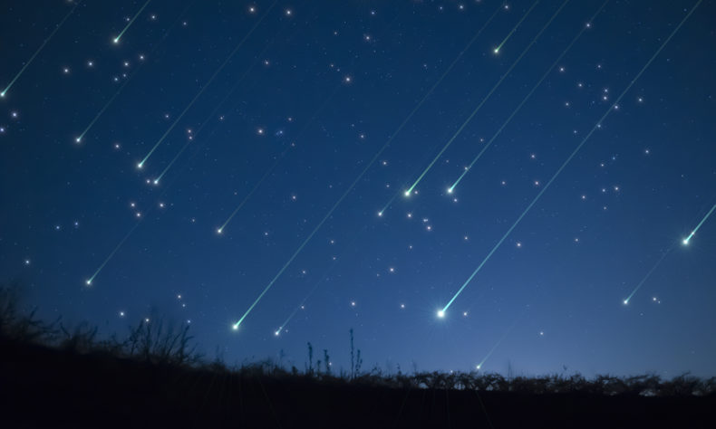 Rare Meteor Shower May Be Visible From Illinois Tonight