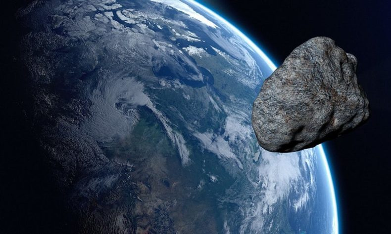 NASA Warns 5 Asteroids Headed For Earth Tomorrow