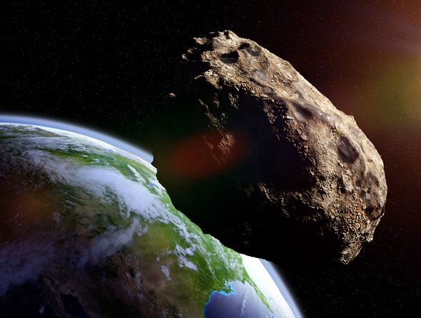 75-Foot Asteroid Approaches Earth Today — NASA Warning
