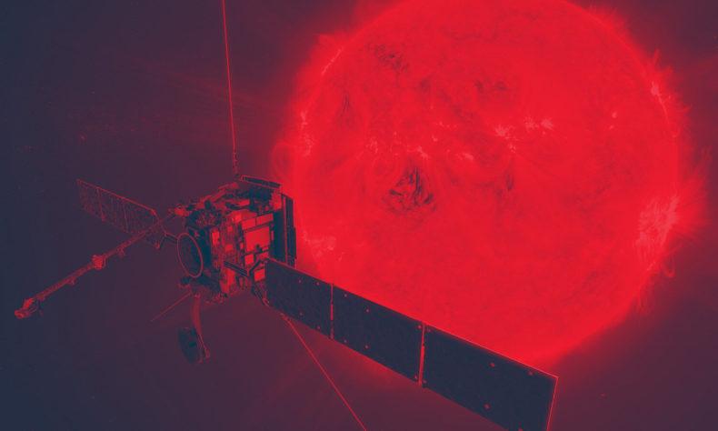 New Mission Will Take 1st Peek at Sun's Poles