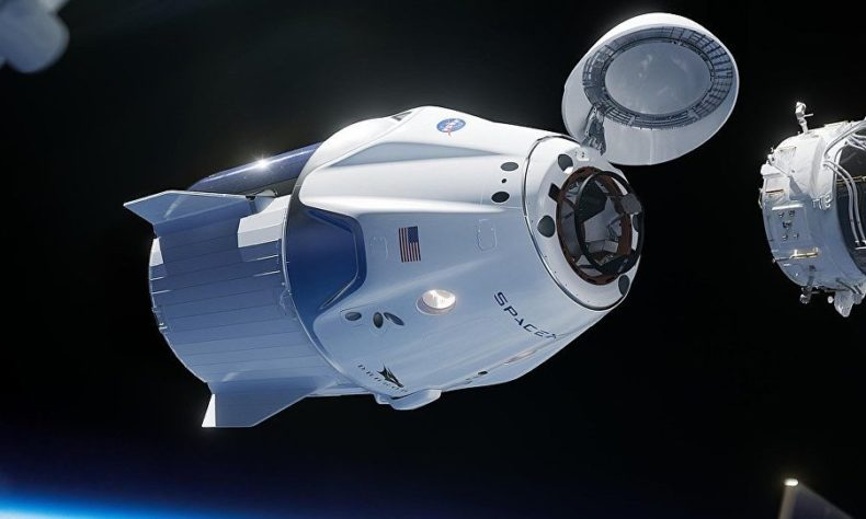 SpaceX Crew Dragon Arrives In Florida For Manned Mission