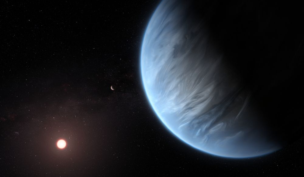 Large exoplanet 'could have the right conditions for life'