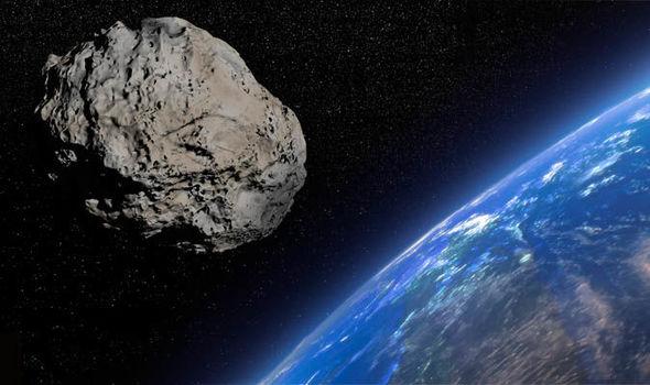 Резултат со слика за nasa report asteroid to earth