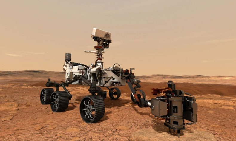 NASA Mars rover on schedule despite COVID-19 pandemic #43319