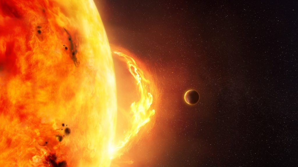 New NASA Mission, SunRISE, Will Explore Massive Solar Storms ...