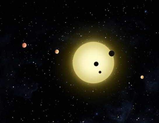 Super-Earth, 5 Mini-Neptunes Spotted In Rare 6-Planet Star System