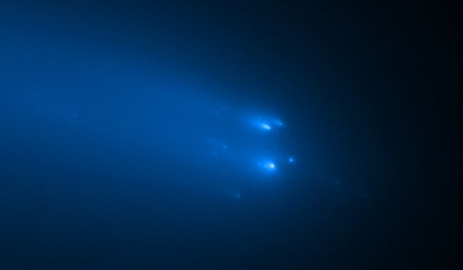 The amateur astronomer used NASA satellite data to find a new comet
