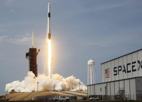 Russian space agency calls Donald Trump's reaction to SpaceX launch