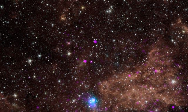 Astronomers identified a rhythm among pulsating stars