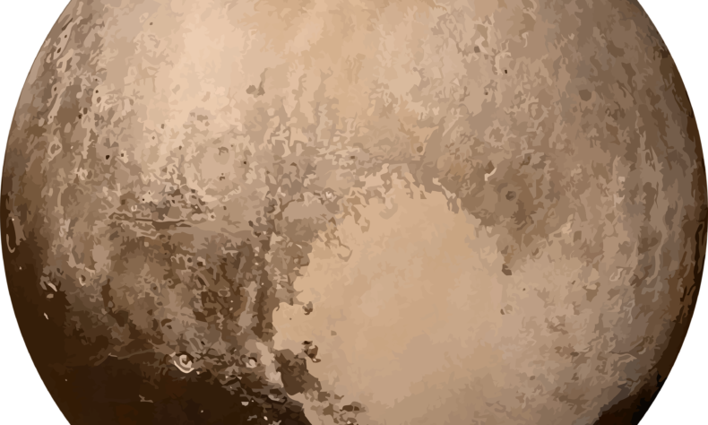 Pluto's icy crust may be hiding ocean