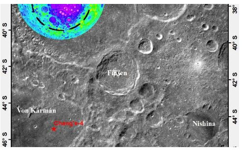 finsen crater research