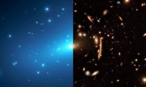 Hubble Discovery Hints at a Serious Problem With Our Understanding of Dark Matter