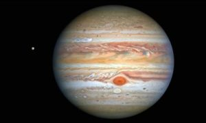 Glorious New Hubble Photo Showcases Jupiter's Stormy Side