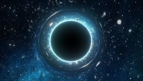 Black hole 142 times heavier than the Sun discovered