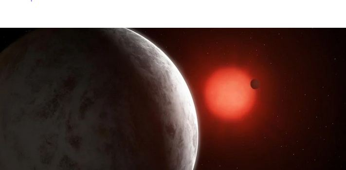 Astronomers Thought They'd Found a 'Calm' Red Dwarf 11 Light-Years Away