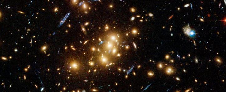how much matter is in the Universe