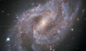 exploding star fade into oblivion